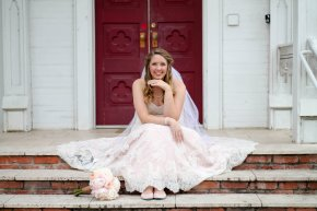 Bridal Portraits with Ashleigh